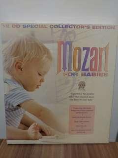 胎教莫扎特CD (1 set 12隻)