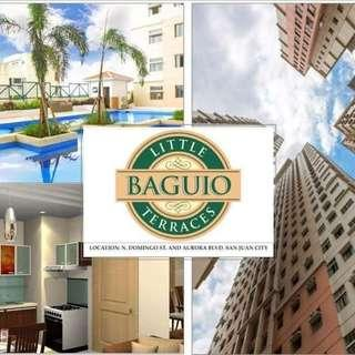 26K/mo 2 Bedrooms Rent to own Condo San Juan RFO Little Baguio Terraces