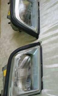 Mercedes r129 300sl headlight