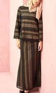[FURTHER MARKDOWN] Poplook Bella Collection Baju Kurung
