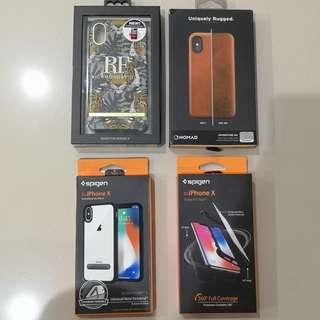 Premium & Original Iphone X Case 2nd Spigen Nomad