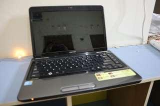 ( NEGO ) Toshiba Satellite L645 intel i3 Core #OKTOSALE