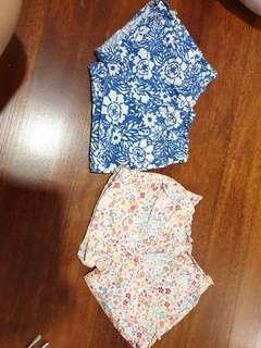 Cotton on kids summer shorts