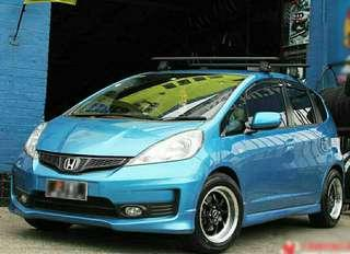 Tyre- Kinforest. Honda Jazz 🙋♂️ It's not a actual price