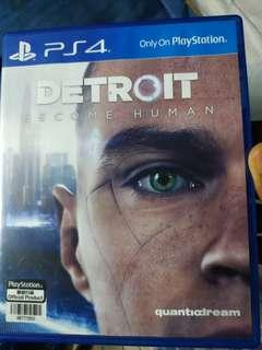 Detroit Become Human R3 PS4