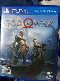 God of War R3 PS4