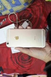 Iphone 6 64gb fullset original