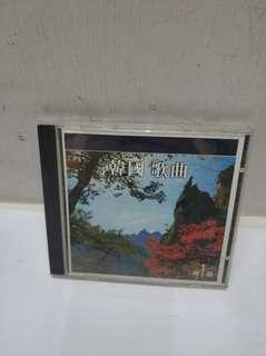 1986年 韓國歌曲 cd 冇花靚仔