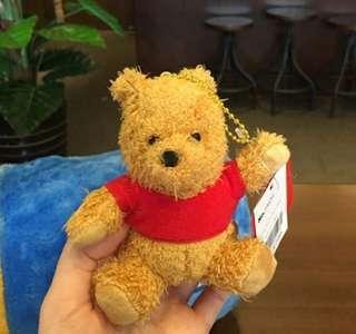 美國電影版小熊維尼公仔Winnie the Pooh(細)