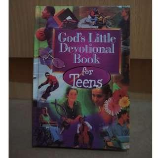 God's Little Devotional for Teens