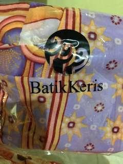 syal batik keris