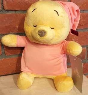 小熊維尼(睡衣版公仔Winnie The Pooh