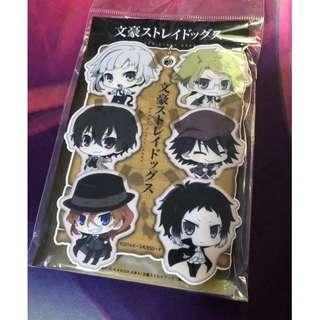 Bungou Stray Dogs hard pass case / card holder