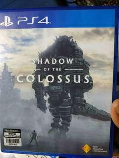 Shadow of the Colossus RALL PS4