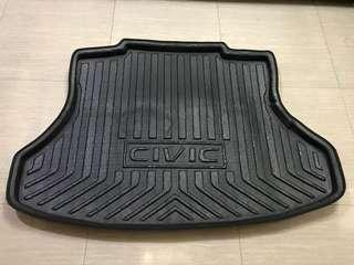 Civic FB trunk tray