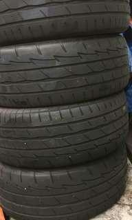 225 50 17 Bridgestone Potenza Re003
