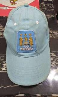 Preloved UK Man City FC cap