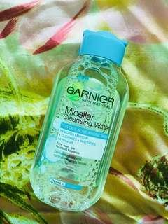 GARNIER MISCELLAR CLEANSING WATER
