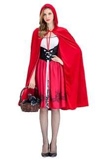 Rental: Little Red Riding Hood Costume