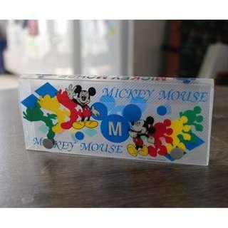 Vintage Mickey Mouse pencil case