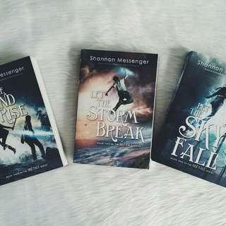 Let the Sky Fall Trilogy boxed set
