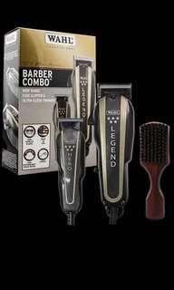 WAHL Barber Combo Legend & Hero SE