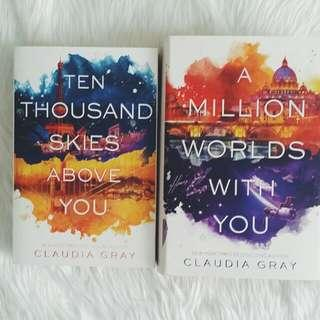 Ten Thousand Skies Above You + A Million Worlds With You