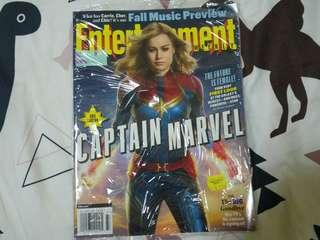 Entertainment Weekly - Captain Marvel