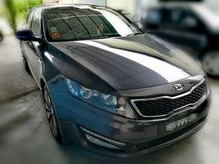 2012 Kia Optima K5 2.0(A)