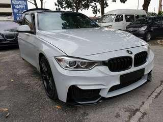 BMW 328i converted M3 bodykits