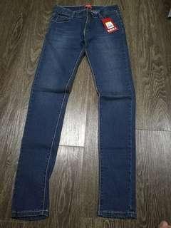 New MIKI Girls Slim Fit Jeans