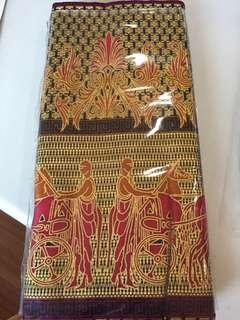 Batik Ulos