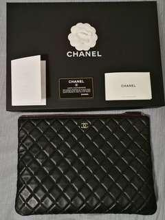 Chanel O Case LARGE