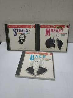 三隻cd美國版 冇花靚仔