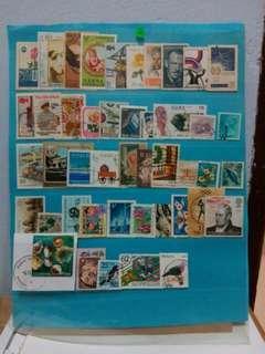 Worldwide Stamps 45 pcs Set24
