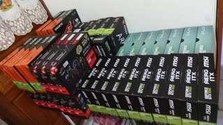 🚚 New second hand Higher level graphics cards