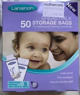 Lansinoh 儲奶袋 Milk Storage Bag (50個)