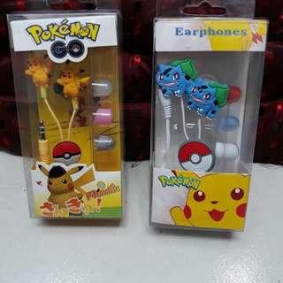 character earphone