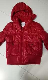 Fox Girls Winter Jacket