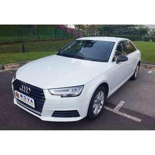 🚚 Audi A4 car leasing for personal and corporate