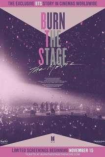 BTS Burn The Stage movie tickets to let go