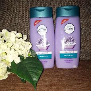 Cussons Pure Shower Cream