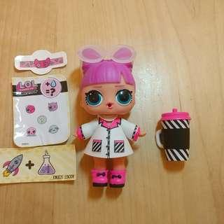 LOL surprise doll 驚喜娃娃 P.H.D.B.B. 可換