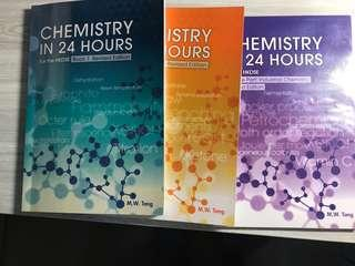Chemistry in 24 hours bk 1,2 and industrial chemistry