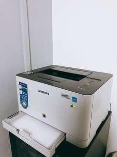 C410W  Samsung laser printer