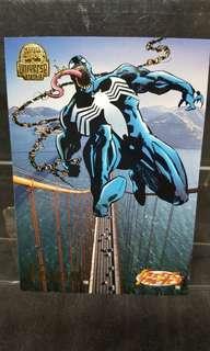 MARVEL UNIVERSE 1994 Venom 毒魔
