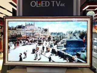 Lg OLED TV 55C7P sale sale price