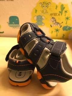 Children boy footwear sandal slipper