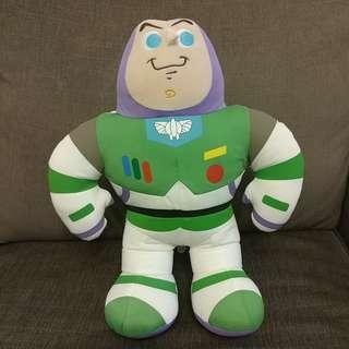 Toy Story 反斗奇兵 巴斯光年 巴斯 Buzz Lightyear 毛公仔