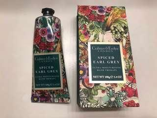 Limited Edition Spiced Earl Grey Ultra-Moisturising Hand Therapy 100g